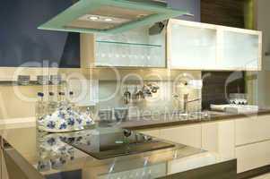 moderne einbauküchemodern fitted kitchen