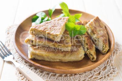Malaysia muslim food Martabak or murtabak