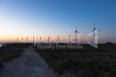 wind turbine 14