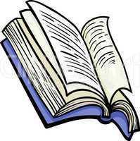 book clip art cartoon illustration