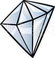 diamond clip art cartoon illustration