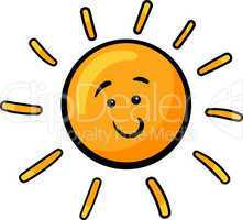 sun clip art cartoon illustration