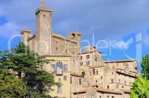 Bolsena Burg - Bolsena castle 04