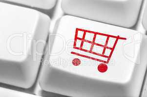 E-commerce, Shopping online.