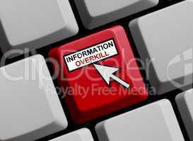 Information Overkill - Zu viele Informationen