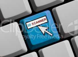 Rund ums Thema 3D Scanner online