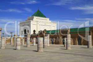 Mausoleum of Mohammed V