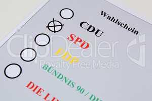 SPD wählen
