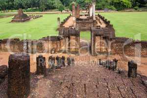 khmer temple ruins