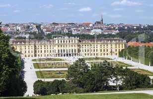 Royal Schonbrunn palace