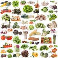 groupe des les légumes
