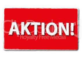 Angebot Rabatt Aktion Symbol Button