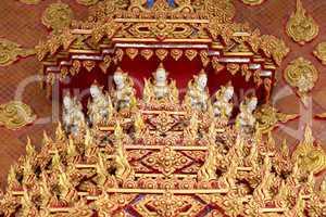 thai religious pattern