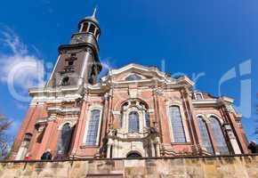 St. Michaeliskirche, Michel, Hamburg