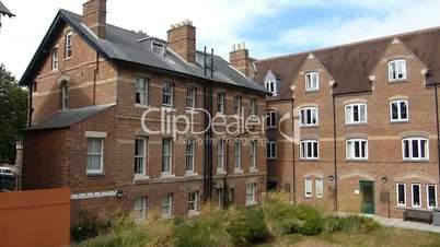 University of Oxford St Anne's college hostel (OXFORD ST ANNE'S COLLEGE--2A)