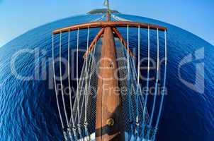 Fisheye seascape 9