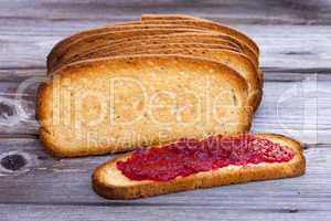 Pain Grille - Französisches Toastbrot