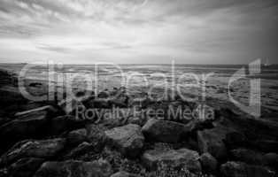rocks at the coast