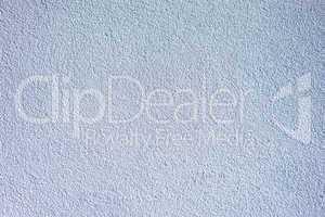 Wand aus Beton mit Verputz