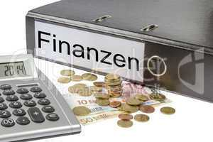 finanzen binder calculator and currency