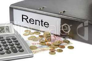 rente binder calculator and currency
