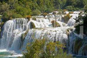 Nationalpark Krka, Wasserfall, Kroatien