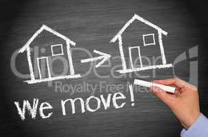 we move !