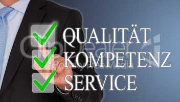 Qualität - Kompetenz - Service