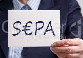 SEPA - Online Banking