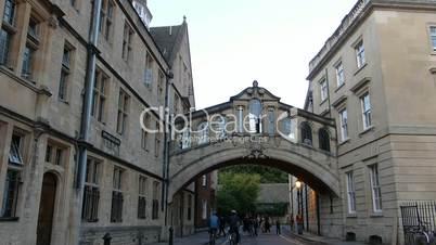 Bridge of Sighs, Oxford(OXFORD UNIVERSITY STREET SCENE-34--bridge of sighs)
