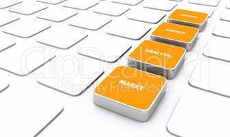 Pad konzept orange - markt analyse chance lösung 3