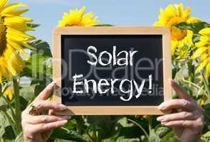 Solar Energy !