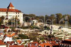 Gardens of Prague Castle