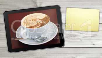 Coffee Time - Kaffepause