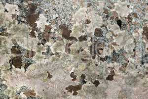 granite spotted brown and pink