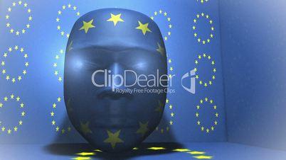 Europe - Head - Animation