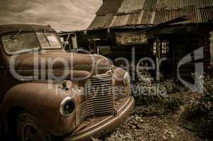 jerome arizona old car