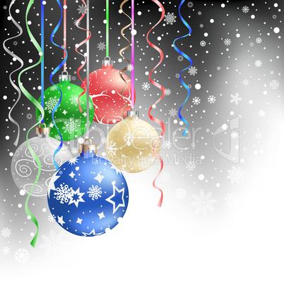 christmas-balls--black-background