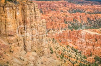 bryce canyon amphitheater