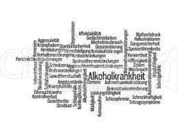 Alkoholkrankheit