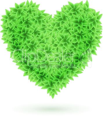 Eco heart.