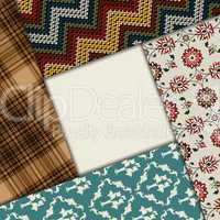 textile template
