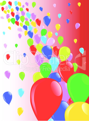 fly away balloons