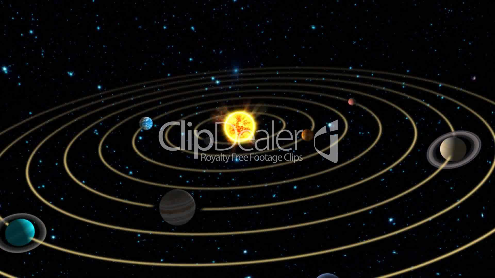 The solar system video download