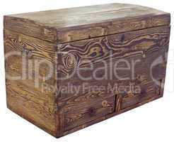 treasure chest cutout