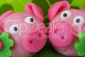 Gluecksschweinchen