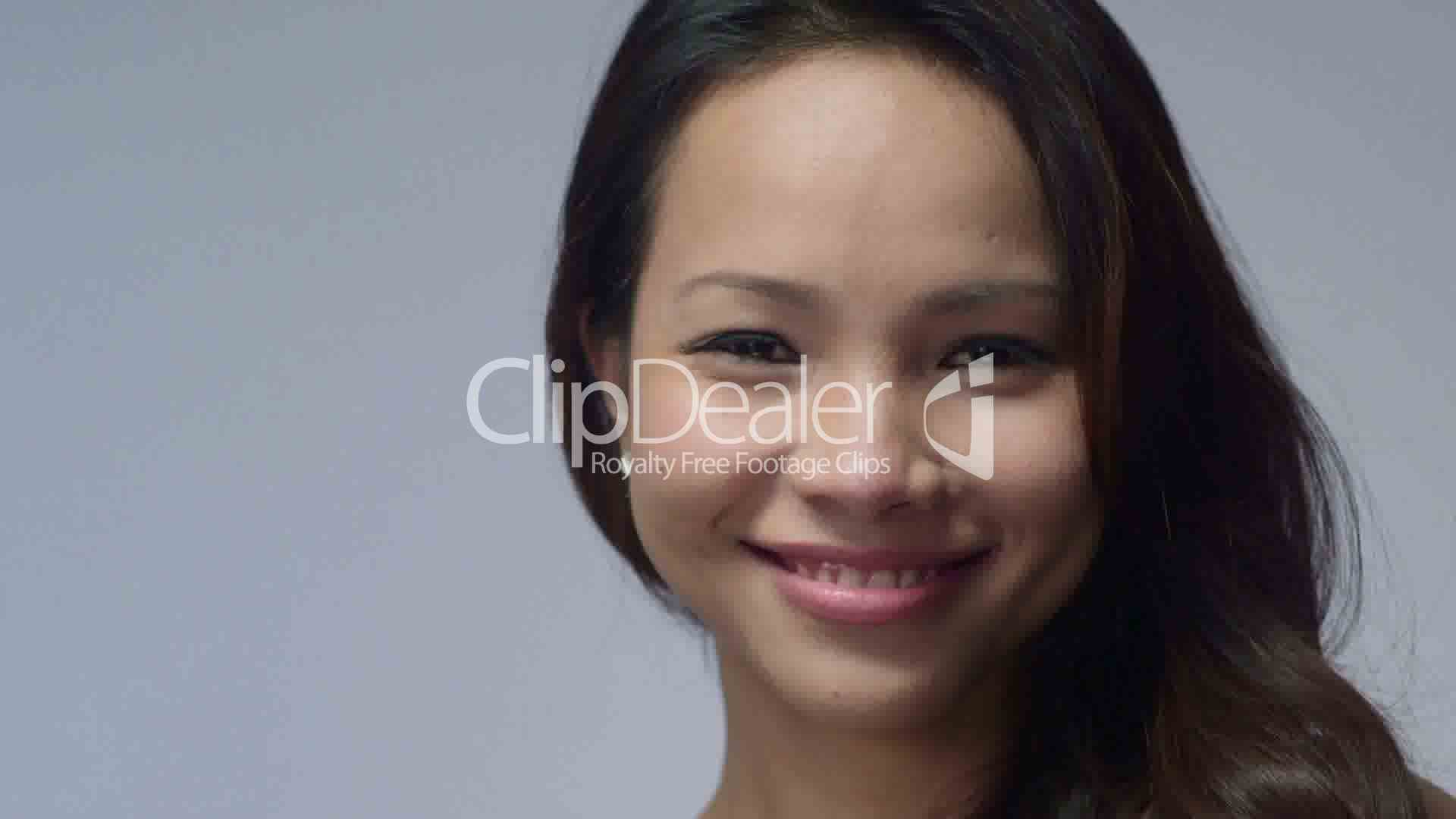 Clips. 3of16 Asian female teen ...