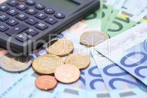 calculation euro