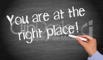 you are at the right place !
