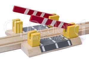 barrier is opening to give way